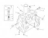 Termostat motor utilaje Mercedes-Unimog