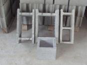 Montaj boltari din beton pentru fundatie