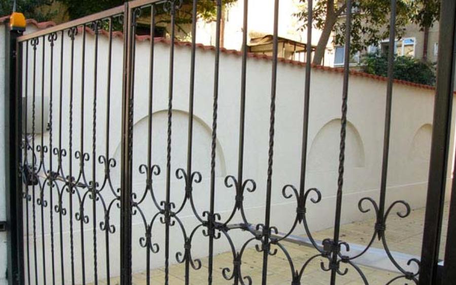 Balustrade fier forjat Oradea