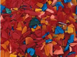 Materiale plastice reciclate
