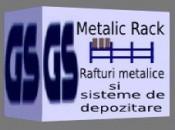 GS Metalic Rack