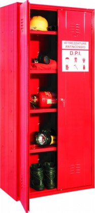 Dulapuri metalice pentru echipamente de protectie