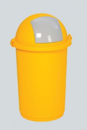 Cos de gunoi din plastic, PUSH