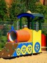 Locomotive spatii de joaca