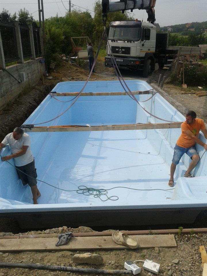 Instalatii piscine iasi instalatii piscine iasi for Piscine fibra de sticla