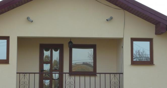 Balustrade exterioare fier forjat Bacau