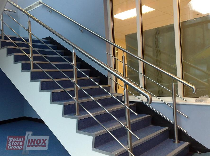 balustrade inox interior balustrade inox interior. Black Bedroom Furniture Sets. Home Design Ideas